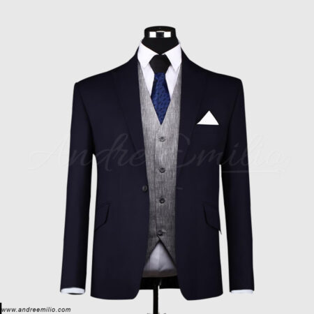 Grape Purple Tonic 3 Piece Suit