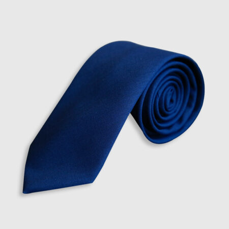 Blue Hand Made Tie