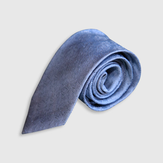 Sky Blue Hand Made Tie