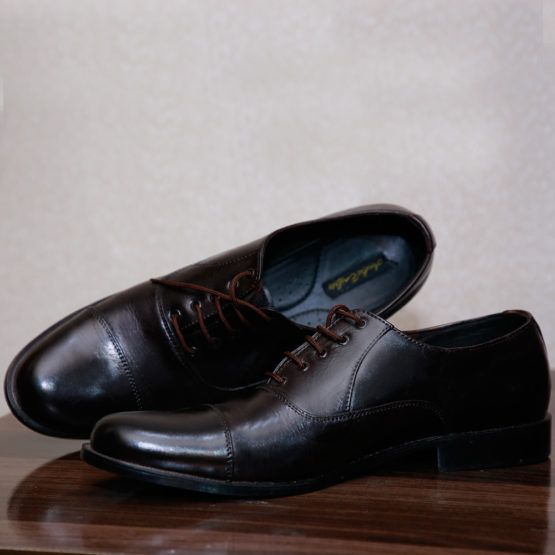 Black Lace Up Derby (1)