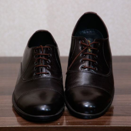 Black Lace Up Derby (2)