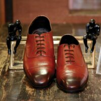 Brown Lace Up Derby 1
