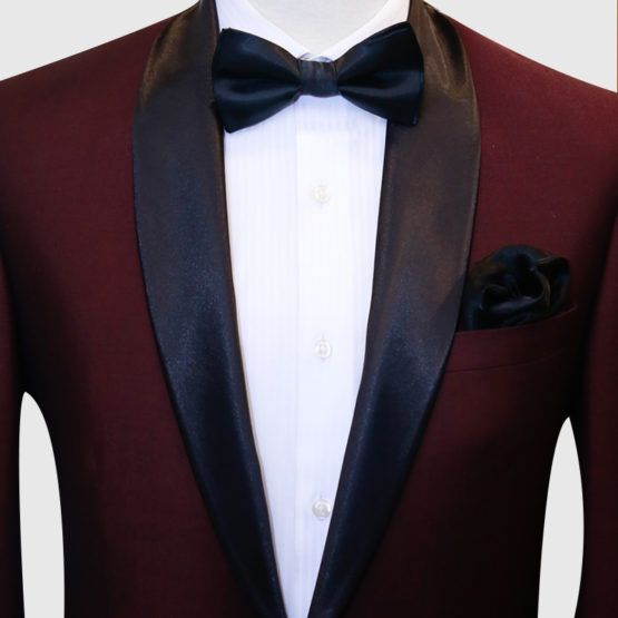 Chinese Tropical Maroon Tuxedo (1)