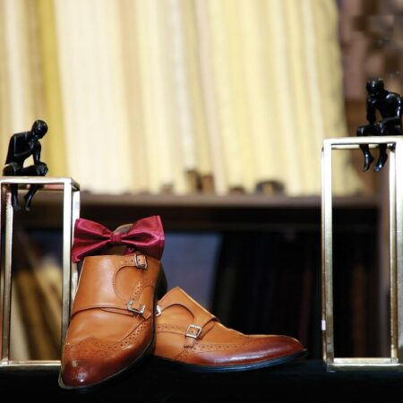Double Monk Strap Shoes (1)