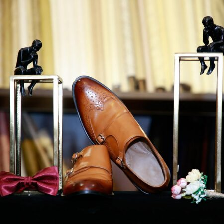 Double Monk Strap Shoes (2)