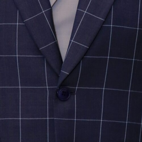 Glen Check 3 Piece Suit (3)
