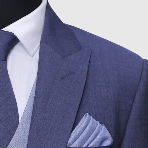 Grey 3 Piece Suit (3)