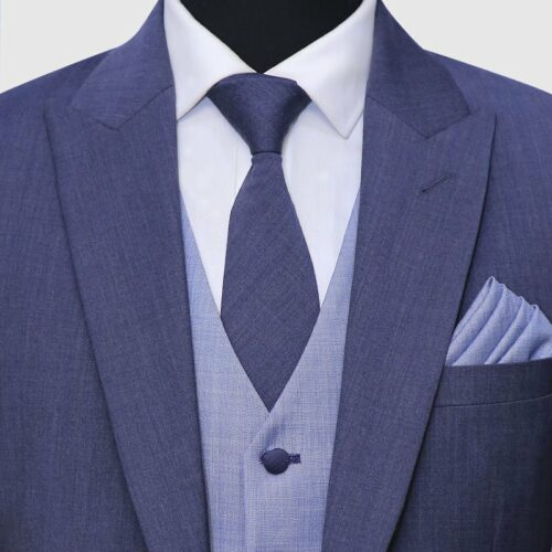 Grey 3 Piece Suit (4)