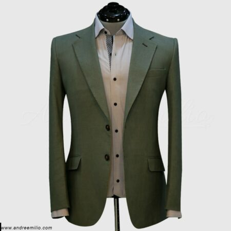 Light Green Men's Blazer