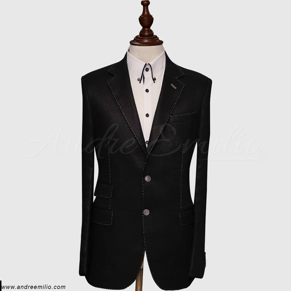 Luxury Black Blazer