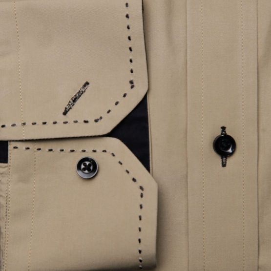 Luxury Camel Color Shirt (2)