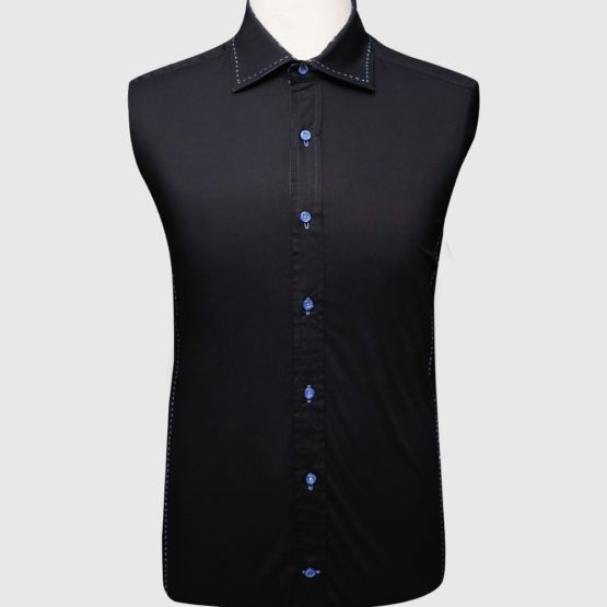 Royal Black Shirt (3)