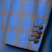 Blue Glen Checked Suit 11