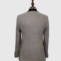 Off-White Gingham Suit 2