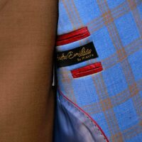 Blue Glen Checked Suit 10