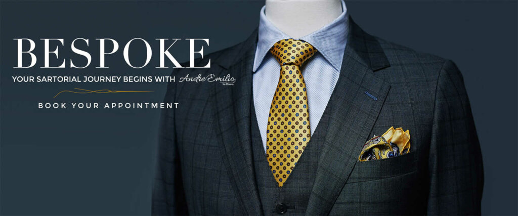 Men's Piece Suit Banner