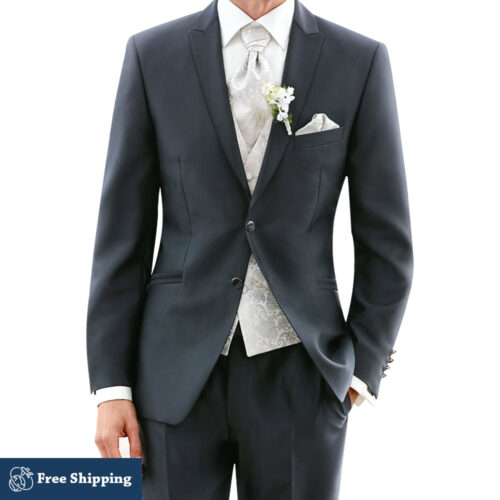 Anthracite Gray Wedding Suit